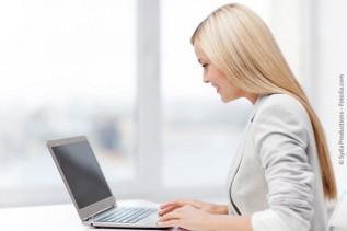 Online-Bewerbung Muster: Bewerbung per Online-Formular
