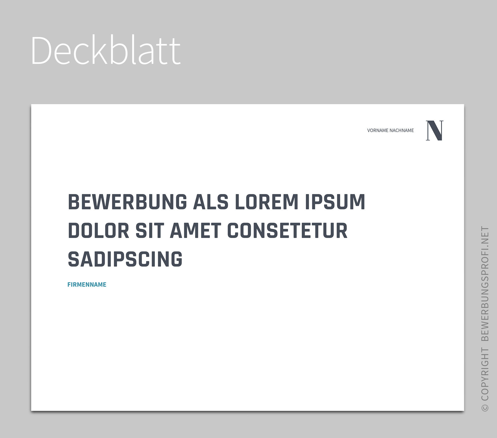 Deckblatt Novus Quer
