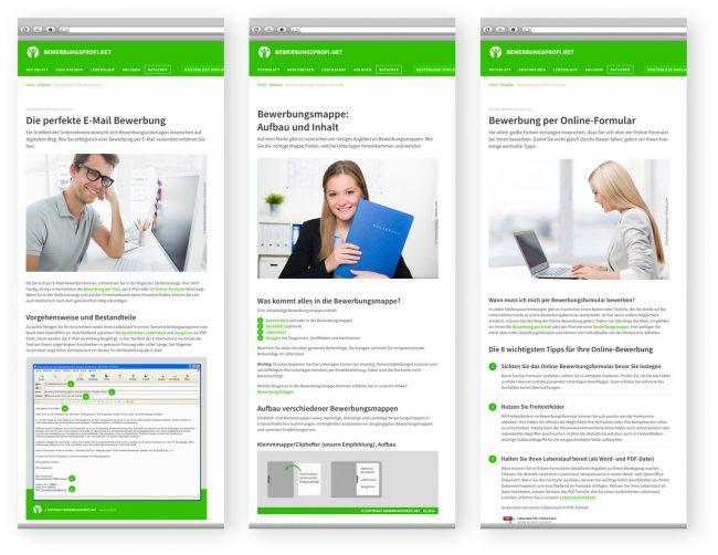 Kostenloser Bewerbungsratgeber Mit Vorlagen Informationen